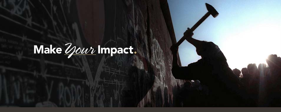 Make Your Impact.